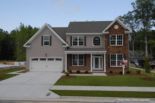 featured image for Franklin new home model